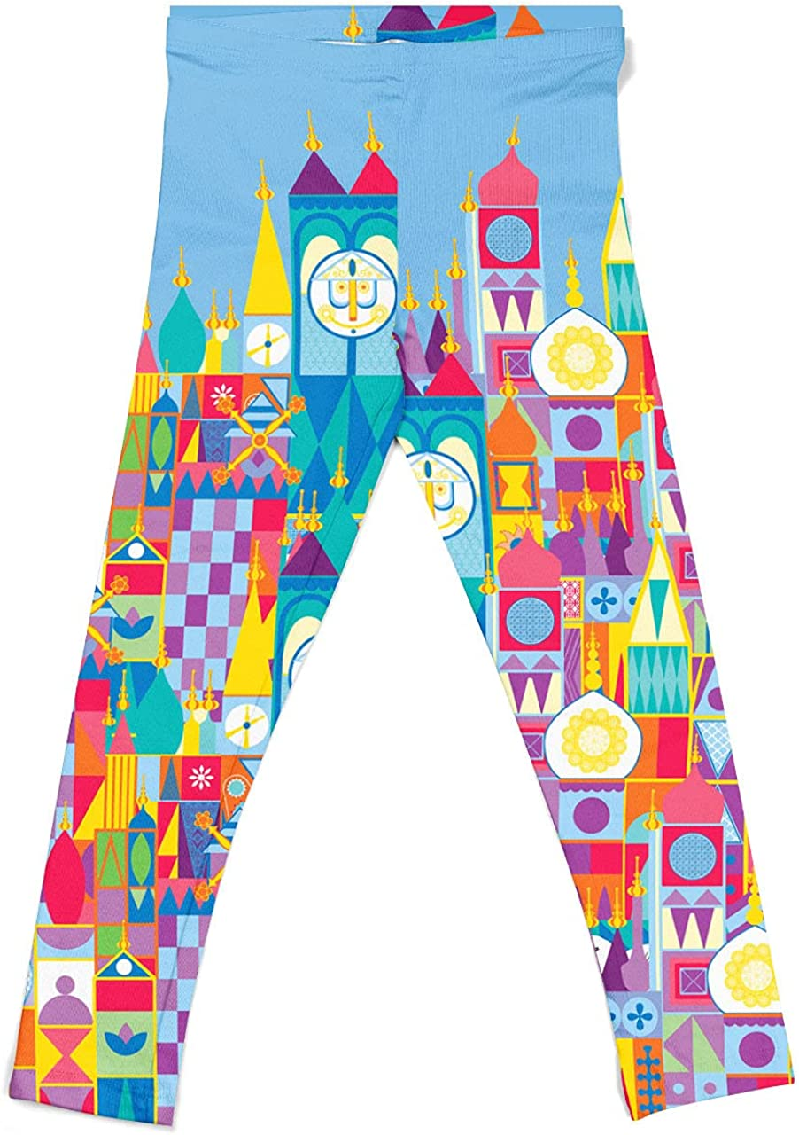 Girls' Leggings - Its A Small World Disney Parks Inspired