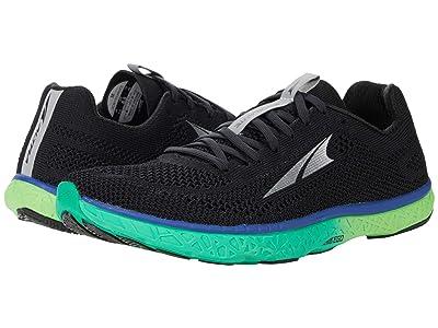 Altra Footwear Escalante Racer (Black/Green) Men