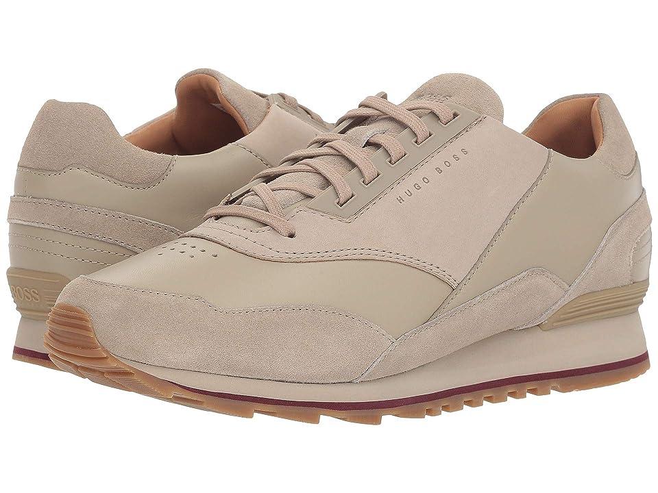 BOSS Hugo Boss Zephir Sporty Sneaker (Medium Beige) Men