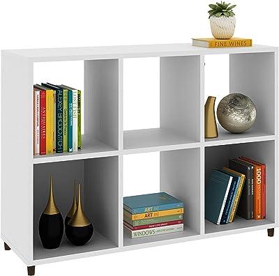Hampton Bookcase, White