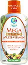 Mega Premium Liquid Multivitamin | Natural Immune Support & Anti-Aging Multi-Vitamin..