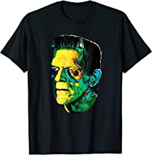 Karloff Frankenstein Monster Horror Movie Fan T-Shirt