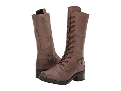 Taos Footwear Tall Crave (Taupe Rugged) Women