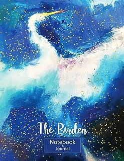The Birden: Bird Watching Log, Notebook and Journal: The perfect book - Birders & Bird Watchers Paperback