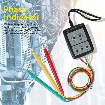 UNI-T UT20B Tasca Portatile Mini Digitale Multimetro Voltmetro AC//DC OHM Tester