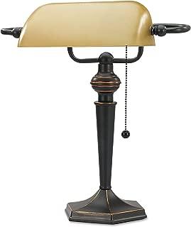Alera ALE Traditional Banker's Lamp, 16