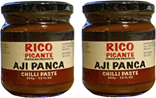 Aji Panca Chilli-Soße 205g Zweierpack