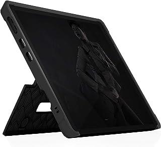 STM Dux Shell for The Microsoft Surface Pro X 2019/2020 - Black Transparent (stm-222-261L-01) (STM-222-261L-01-01)
