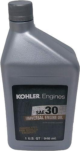new arrival Kohler 30W Oil 25 wholesale 357 lowest 03-S sale