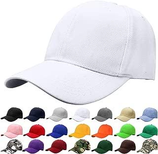 Best mens white baseball cap Reviews