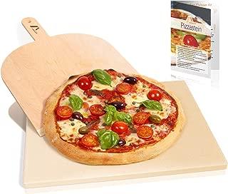 My Home Pizza de ladrillo con Estructura para Servir