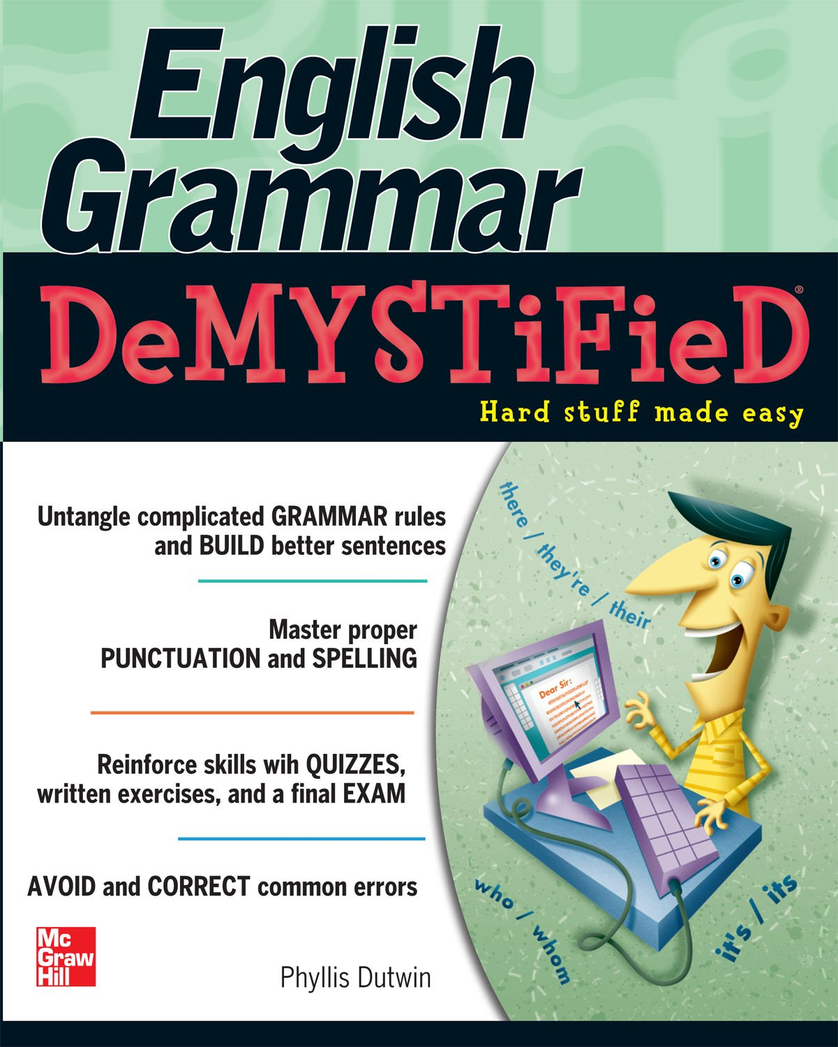 English Grammar Demystified: A Self Teaching Guide (English Edition)