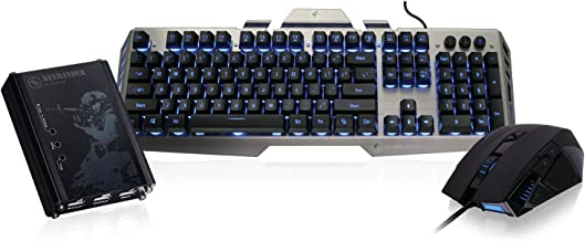 wireless gaming keyboard ps4