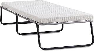 Broyhill Foldaway Guest Bed: Folding Steel Frame with Gel Memory Foam Mattress, 3
