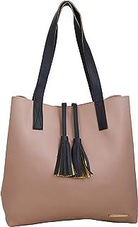 Lapis O Lupo Women Fashion Handbag Bag Organizer Shoulder Top Handle Tote Bag