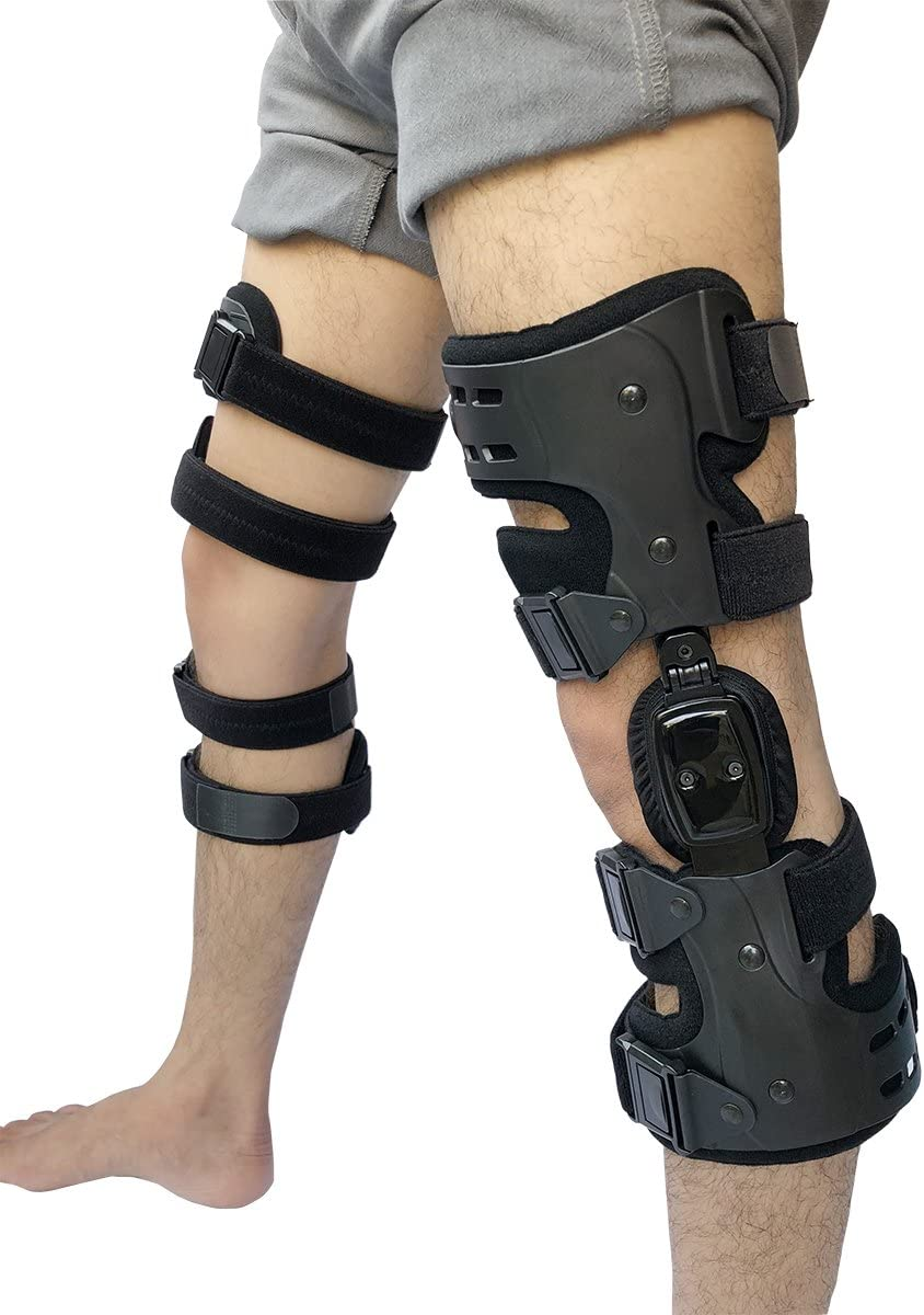 Orthomen OA Unloading Quality inspection Albuquerque Mall Knee Brace Off Lateral Osteoarthritis for
