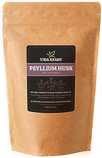Psyllium Husk (Fiber Powder)- 1 lb Resealable Pouch