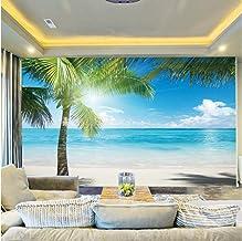 murando Carta da parati 100x70 cm Fotomurali in TNT Murale alla moda Decorazione da Muro XXL Poster Gigante Design Carta per pareti Spiaggia Mare Paesaggio c-C-0144-a-a