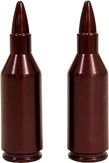 A-ZOOM, Rifle Metal Snap Caps, 243 Winchester Super Short Magnum, (WSSM), Per 2