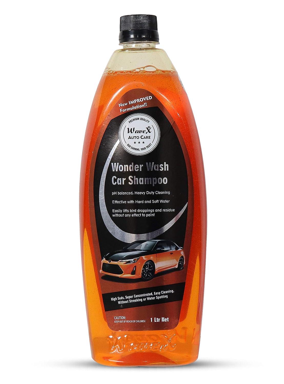 Wonder Wash Car Shampoo
