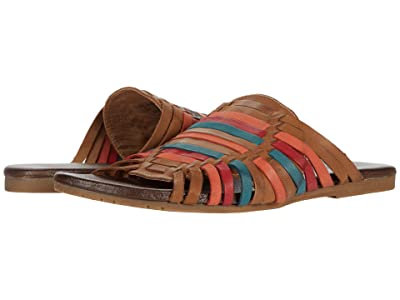 ROAN by Bed Stu Marilee Slide (GMN Tan Multi) Women