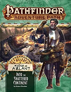 Pathfinder Ruins of Azlant #2 Into the Shattered Continent