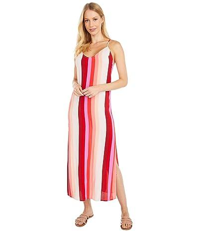 Billabong Wanna Be Around Dress (Rad Red) Women