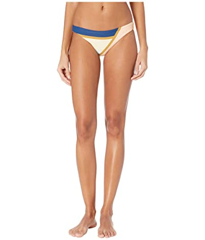Rip Curl Sunsetters Block Cheeky (Peach) Women