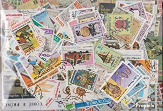 Portugal 500 Different Stamps Portuguese Colonies with Independent States (Stamps for Collectors)