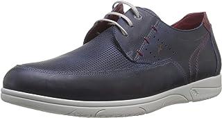 Fluchos | Zapato de Hombre | Sumatra F0119 Surf Oceano | Zapato de Piel de Vacuno de Primera Calidad | Cierre con Cordones...