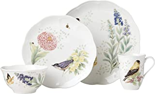 Lenox 882264 Butterfly Meadow Flutter Goldfinch 4 Piece Place Setting