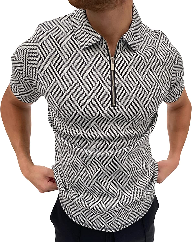 Burband Price reduction Mens Fashion Polo SALENEW very popular! Shirts Slim Z Classic Sleeve Fit Short