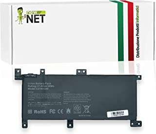 ANTIEE Replacement C21N1634 Tablet Batterie pour ASUS Vivobook R542UR V587U R542U R542UR-GQ378T X580B X542U FL5900U FL5900L Series Computer 7.6V 38Wh 0B200-02550000 0B200-02550200