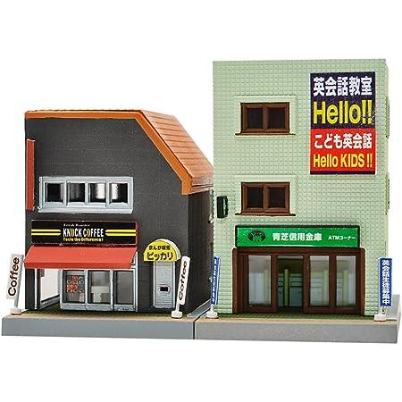 トミーテック ジオコレ 建物コレクション 106-2 駅前商店A2 ジオラマ用品