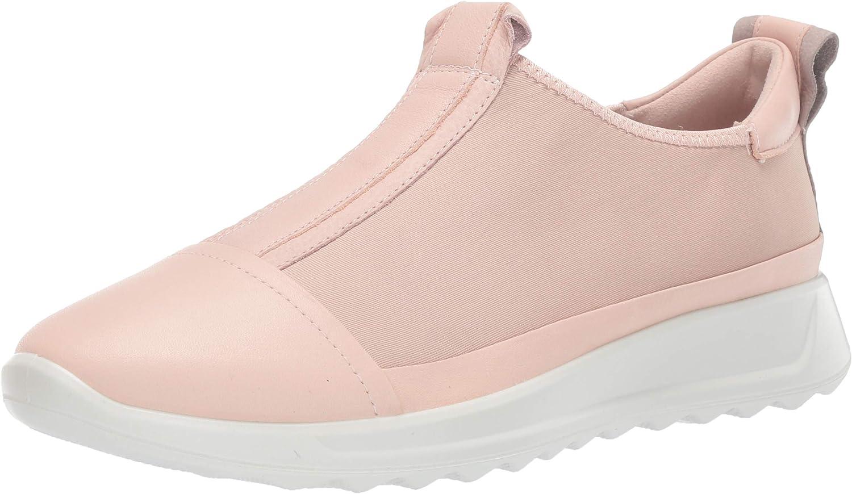 ECCO Women's Flexure Runner Superior Detroit Mall Sneaker on Slip