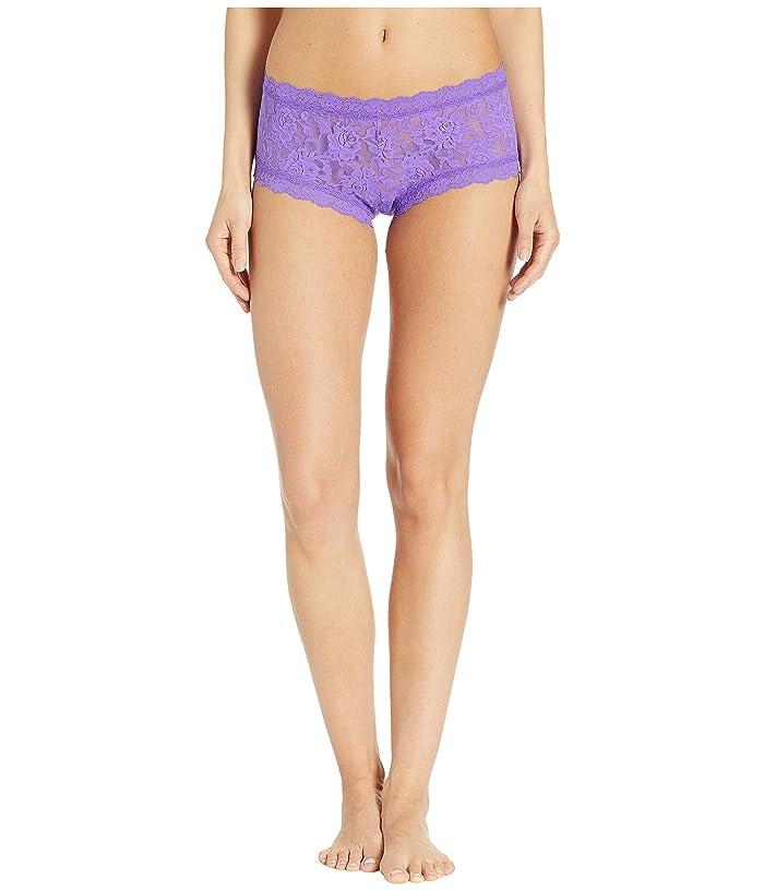 Hanky Panky Signature Lace Boyshort (Vibrant Violet) Women's Underwear