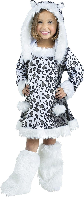 Snow Leopard Toddler Costume Large 3T-4T B00K44JB20  Online-Verkauf    Gutes Design