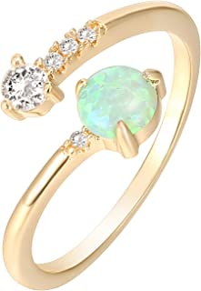 Best new gold ring Reviews