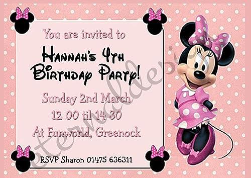 Esperando por ti Eterna Diseño personalizado Niños cumpleaños invitaciones KBSI 34 34 34 100 per pack with envelopes  ventas directas de fábrica