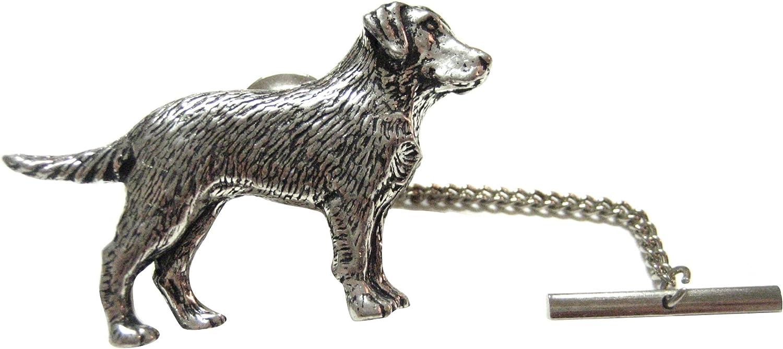 Labrador Dog Tie Tack
