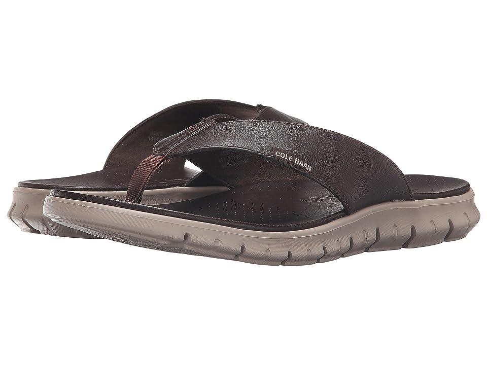 ab65f6a7bb5c Cole Haan Zerogrand Sandal (Java) Men s Sandals