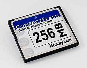 Compact Flash Memory Card Camera card Numerical control machine tool storage card 256MB