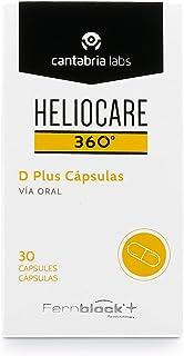 Heliocare 360° D Plus Cápsulas - Fotoprotección