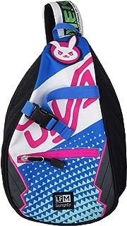 Overwatch D.Va Nylon Sling Backpack Standard