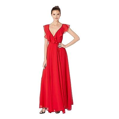 Yumi Kim Full Bloom Maxi Dress (Red) Women