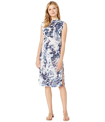 Lole Jules Long Cover-Up (Isle Blue Ocean Marble) Women