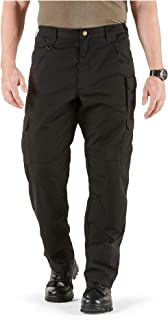 5.11 Men's Taclite Pro Tactical Pants, Style 74273, Black, 38Wx32L