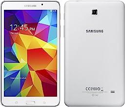 """Samsung Galaxy Tab 4 SM-T230 8GB 7"""" Tablet - White (Renewed)"""