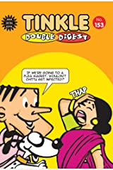 Tinkle Double Digest No 153 Kindle Edition