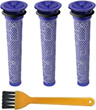 Filter Dyson Compitable Fits Dyson DC58 DC59 DC61 DC62 V6 V7 V8 Pre Motor Stick Filters Replacement,Washable Filter for Dy...